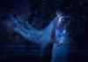 Cinderella (liesbet_sanders) Tags: woma bride beautiful wedding weddingdress veil night outside love cinderella