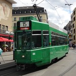 Basel: BVB Tram 494 thumbnail