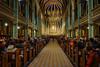 Christmas concert at Notre Dame Basilica in Ottawa (beyondhue) Tags: children choir notre dame basilica interior christmas concert people church ottawa beyondhue canada sussex eu music
