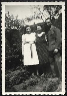Archiv AK39 Taschenfotoalbum, Anneliese Krüger, 1930er