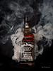 _61A2954.jpg (fotolasse) Tags: studionrökjackdanielstorstengrävmaskin jack daniels vin xante flask flaskor bottle sprit red studio smoke rök elinchrome canon