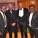 DSC_7098 Black British Entertainment Awards BBE Dec 2017 at Porchester Hall London by Jean Gasho Co Founder of BBE with Johnny Nelson former boxer and Sky Sports Presenter and Kofi Nino Ghana's Opera Singer