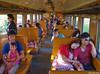 Train going from Kanchanaburi to Sai Yok (Jom Manilat) Tags: train kanchanaburi sai yok thailand