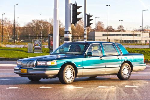 Lincoln Town Car 1997 (5614)