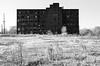 Cleveland Solstice (gregador) Tags: cleveland ohio decayed abandoned industry urbex urbanexploring urbanexploration blackandwhite monochrome wintersolstice