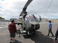 """Bell AH-1S Cobra 1 • <a style=""""font-size:0.8em;"""" href=""""http://www.flickr.com/photos/81723459@N04/24372150157/"""" target=""""_blank"""">View on Flickr</a>"""