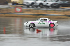 Miata (Find The Apex) Tags: nolamotorsportspark nodrft drifting drift cars automotive automotivephotography mazdamx5miata mazda miata mazdamiata eunosroadster mazdaroadster