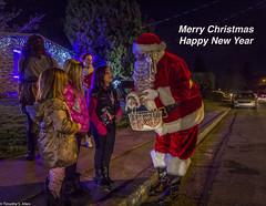 Ho Ho Ho (allentimothy1947) Tags: california christmas2016 places family sacramento santa christmas candy children night santarosa merrychristmas happynewyear