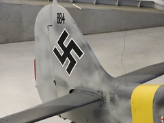 "Focke Wulf FW.190 F-8 44 • <a style=""font-size:0.8em;"" href=""http://www.flickr.com/photos/81723459@N04/24419557987/"" target=""_blank"">View on Flickr</a>"
