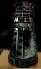 Film Dalek (M C Smith) Tags: dalek blue silver chrome black surreal moving staring floor wall