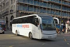 National Express - FJ11 GKV (peco59) Tags: fj11gkv sh166 volvo b9 b9r caetano levante nationalexpress flightshallmark flightscoaches psv pcv coach