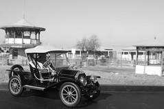1910 Cadillac Roadster diecast 1:24 made by Franklin Mint (rigavimon) Tags: diecast miniaturas 124 cadillac roadster 1910 antofagasta plazavergara