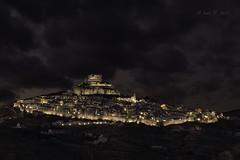 Morella (Luis R.C.) Tags: morella castellón españa nocturnas paisajes pueblos urbanas nikon d610
