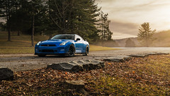 GTR FALL SUNSET 2 (Arlen Liverman) Tags: exotic maryland automotivephotographer automotivephotography aml amlphotographscom car vehicle sports sony a7 a7rii nissan gtr sunset