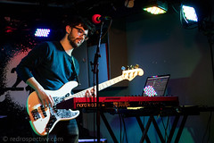 Hoshino -8761 (redrospective) Tags: 2017 20171130 229thevenue hoshino london bass bassguitar bassist concert concertphotography electricbass gig glasses instrument instruments live livemusicphotography man music