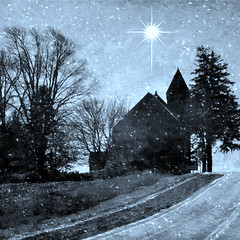 Wishing you a Blessed Christmas (tonnycdl) Tags: christianity christmas church star winter bibletexts