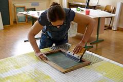 Styrian Summer Art 2017 Fotos by Chri Strassegger (58) (Styrian Summer Art) Tags: juli17iv styriansummerart siebdruck acrylmalerei kunstkurse kunstworkshop kunst kunstseminar naturparkpöllauertal