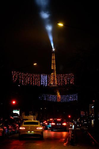 Christmas Evening in Paris