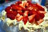 DSC_0167-1 (ScootaCoota Photography) Tags: christmas day festive decorative xmas happy holidays outdoors nikon photo photography perth wa australia pavlova food dessert yum strawberries fruit macro meringue