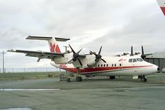 C-GFEL De Havilland Canada DHC-7-102 Air BC (pslg05896) Tags: cgfel dehavillandcanada dhc7 airbc yvr cyvr vancouver