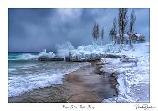 Point Betsie Winter Fury
