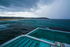 DSC01437 (Damir Govorcin Photography) Tags: pool bondi beach sydney clouds wide angle sony a7ii zeiss 1635mm water natural light