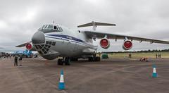 Il-76 15th July 2017 #2 (JDurston2009) Tags: riat royalinternationalairtattoo 78820 airdisplay candid il76candid ilyushinil76 raffairford riat2017 transportaircraft ukrainianairforce airshow royalinternationalairtattoo2017