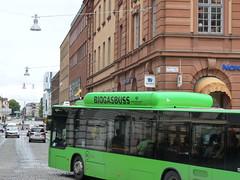 Uppsala (Eva Freude) Tags: freitag uppsala biogasbus finnland
