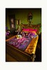 South Bedroom (Krasne oci) Tags: bedroom pittockmansion historic interior architecture detail holidays christmasdecoration bed evabartos artphotography photographicart christmasornament classic vintage oldworld