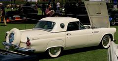 Ford Thunderbird 1956 (RL GNZLZ) Tags: cabriolet convertible roadster ford thunderbird hardtop 1956
