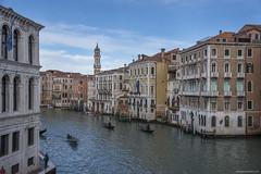 Grand Canal, Venice (bigbluewolf) Tags: nikon d750 24120mm venice venezia venetian canal canals italy italian water christmas 2017 december people