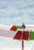 All together (A Different Perspective) Tags: bali gili boat detail green join red rope white wood