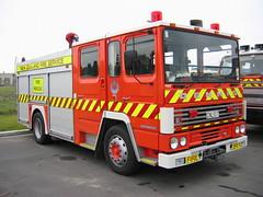 CNL 517 (ambodavenz) Tags: truck johndennis newzealand fireservice ss239 pump rescue tender army burnham canterbury