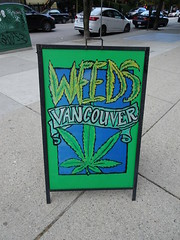 Weeds Vancouver (knightbefore_99) Tags: vancouver pot indica sativa legal pain relief dispensary cool weeds marijuana bc canada progress change art leaf