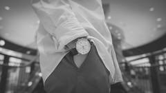 (IG :aguaphoto) Tags: nikon d750 nikond750 commercial taiwan portraits bw black white vintique watch