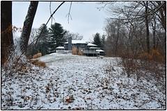 House (winter) (RKop) Tags: cincinnati ohio raphaelkopanphotography a77mk2 sony tamaron90mmmacro serenestaker