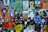 Happy 2018 Combo (wojofoto) Tags: amsterdam streetart stickers stickerart stickercombo sticker ndsm wojofoto wolfgangjosten wojo