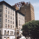 Wilkes-Barre  Pennsylvania - Hotel Sterling - As it Looked in 2002   Demolished - 2013 thumbnail