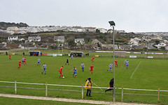 Perranporth 2, Perranwell 1, Cornwall Combination League, December 2017 (darren.luke) Tags: cornwall cornish football landscape nonleague grassroots perranporth fc perranwell