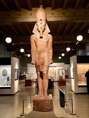 King Tut Himself!  Egyptian Section, Oriental Institute, University of Chicago. (Jamie Leonard) Tags: tutankhamun pharaoh