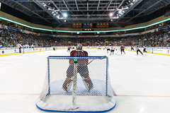 """Kansas City Mavericks vs. Kalamazoo Wings, January 5, 2018, Silverstein Eye Centers Arena, Independence, Missouri.  Photo: © John Howe / Howe Creative Photography, all rights reserved 2018. • <a style=""""font-size:0.8em;"""" href=""""http://www.flickr.com/photos/134016632@N02/27801584309/"""" target=""""_blank"""">View on Flickr</a>"""