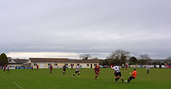 Illogan RBL 1, Ludgvan 2, Southwest Peninsula League Division 1 West, December 2017 (darren.luke) Tags: cornwall cornish football landscape nonleague grassroots illogan fc ludgvan