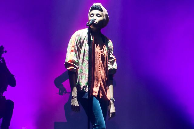 Imany - Salle Pleyel, Paris (2017)
