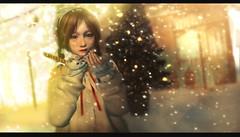 Last Christmas (aridesu) Tags: sweetthing bcc bonnechance cute sl xmas tsg evermore hazy catwa mudskin vco miwas snow niju mbirdie caboodle astralia ison konpeitou doe