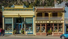 buildings - Gunnison, Colorado, USA 2 (Russell Scott Images) Tags: gunnison colorado usa street buildings colourful russellscottimages