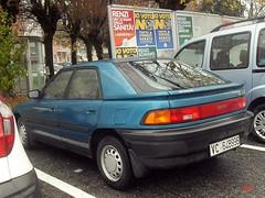 Mazda 323F 1.6i 16v LX 1994 (LorenzoSSC) Tags: mazda 323f 16i 16v lx 1994
