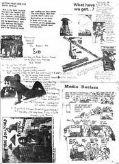 What have we got? (stillunusual) Tags: guttersnipe fanzine punkfanzine punkzine punk punkrock newwave 1970s 1978