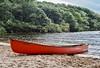 (John Anthony Dixon) Tags: scotland lock lomand film canoe