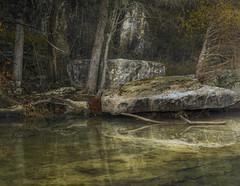 Eerie (keith_shuley) Tags: creek stream fall moody rocks austin texas texashillcountry bullcreek