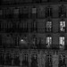 Paris, man at the window